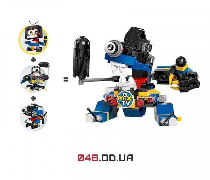LEGO Mixels Камста серия 9 клан Ньюзерсы (41579)