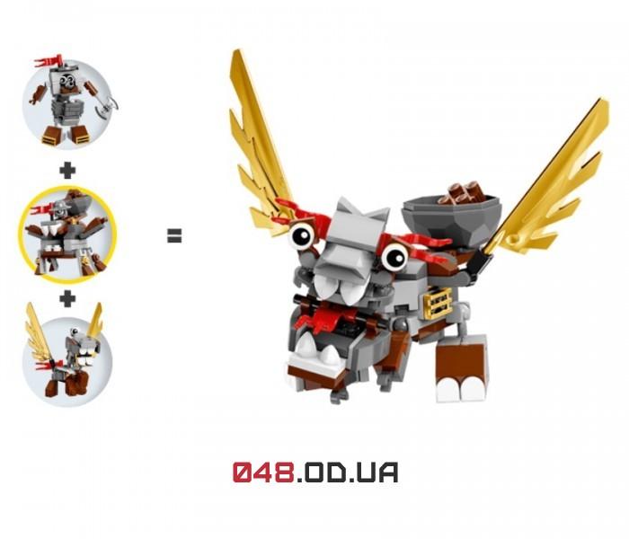 LEGO Mixels Миксадель серия 7 клан Медивалс (41558)