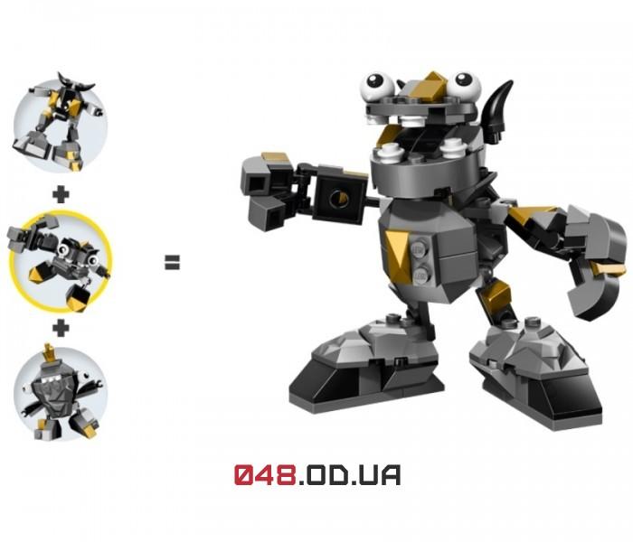 LEGO Mixels Шафф серия 1 клан Крэгстеры (41505)