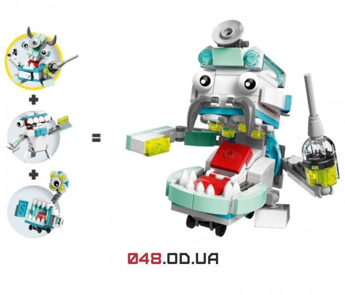 LEGO Mixels Скрабз серия 8 клан Медикс (41570)