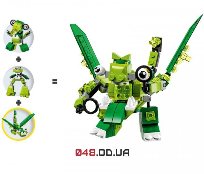 LEGO Mixels Слашо серия 6 клан Глорп Корп (41550)