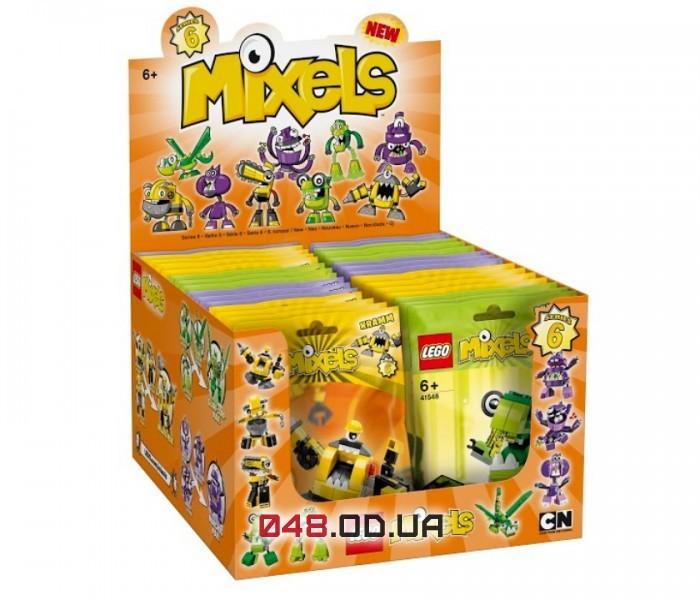 LEGO Mixels Снакс серия 6 клан Манчосы (41551)