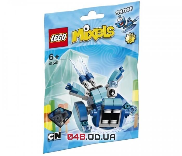 LEGO Mixels Снуф серия 5 клан серия Фростиконы (41541)
