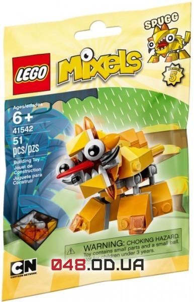 LEGO Mixels Спагг серия 5 клан Ликсеры (41542)