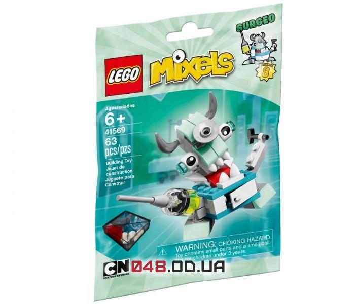 LEGO Mixels Сургео серия 8 клан Медикс (41569)