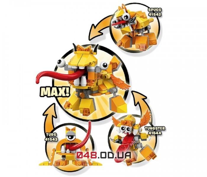 LEGO Mixels Тург серия 5 клан Ликсеры (41543)