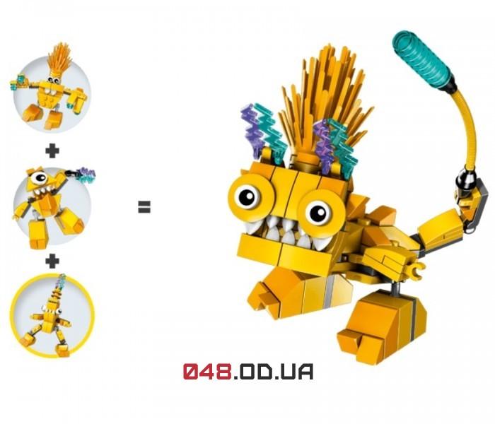 LEGO Mixels Заптор серия 1 клан Электроиды (41507)