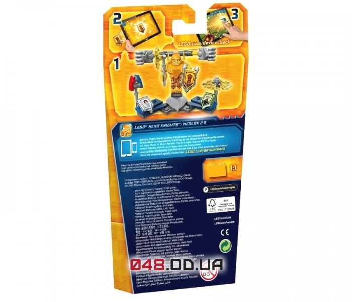 LEGO NEXO KNIGHTS Аксель Абсолютная сила (70336)