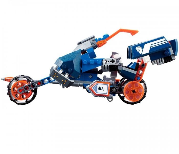 LEGO NEXO KNIGHTS Ланс и его механический конь (70312)