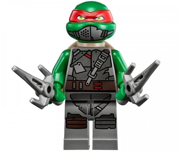 LEGO Ninja Turtles Комната мутаций (79119)
