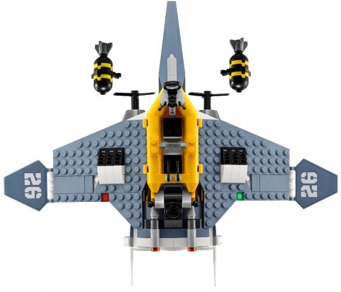 LEGO Ninjago  Бомбардировщик «Морской дьявол» (70609)