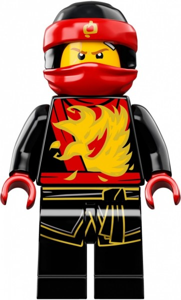 LEGO NINJAGO Мастер спинджитсу Кай (70633)