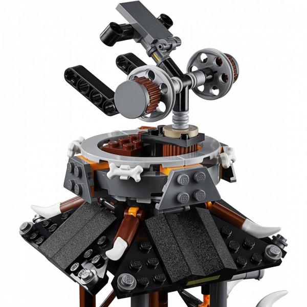 LEGO NINJAGO Пещера драконов (70655)