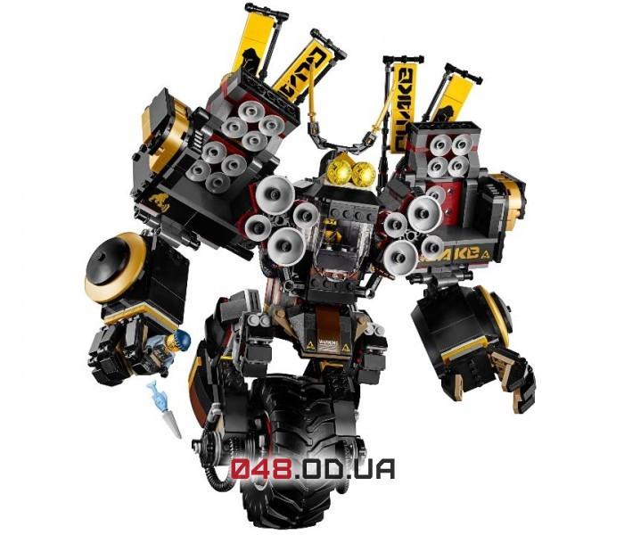 LEGO NINJAGO Робот-землетрясение (70632)