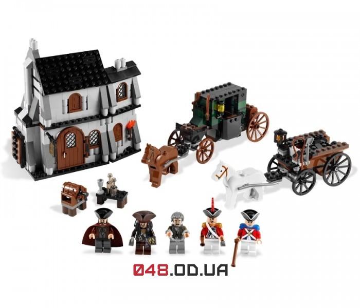 LEGO Pirates of the Carribean Побег из Лондона (4193)