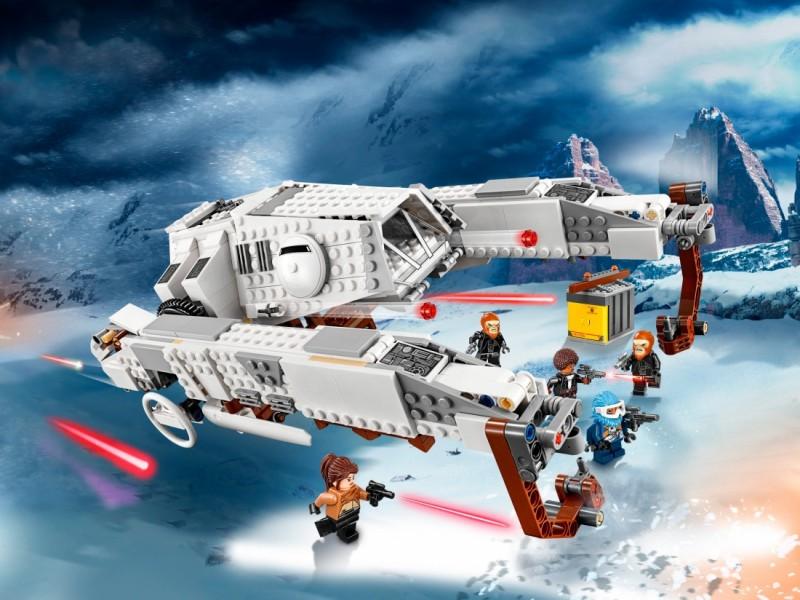 LEGO Star Wars Имперский шагоход-тягач (75219)