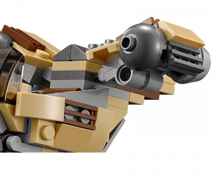 LEGO Star Wars Микроистребитель Боевой корабль Вуки (75129)