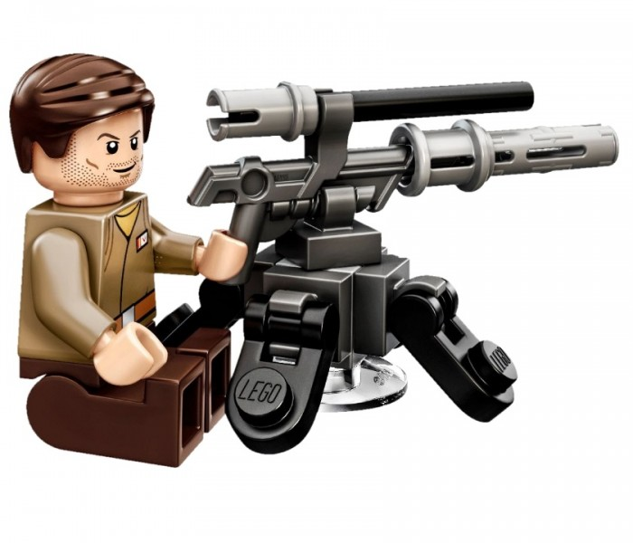 LEGO Star Wars Новогодний календарь 2018 год  (75184)