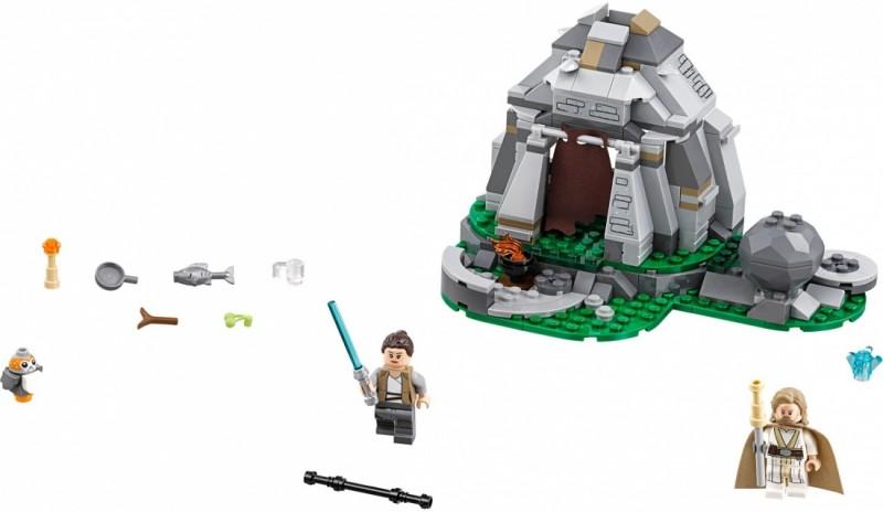 LEGO Star Wars Тренировки на островах Эч-То (75200)