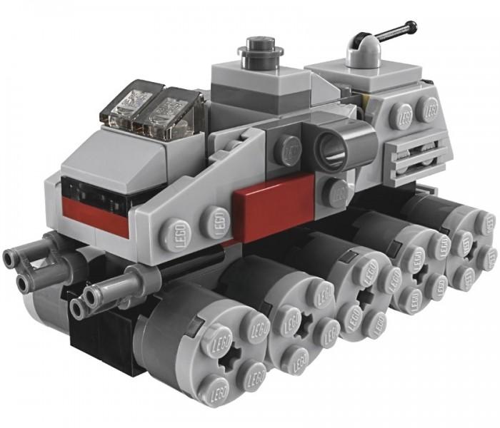 LEGO Star Wars Турбо танк клонов (75028)