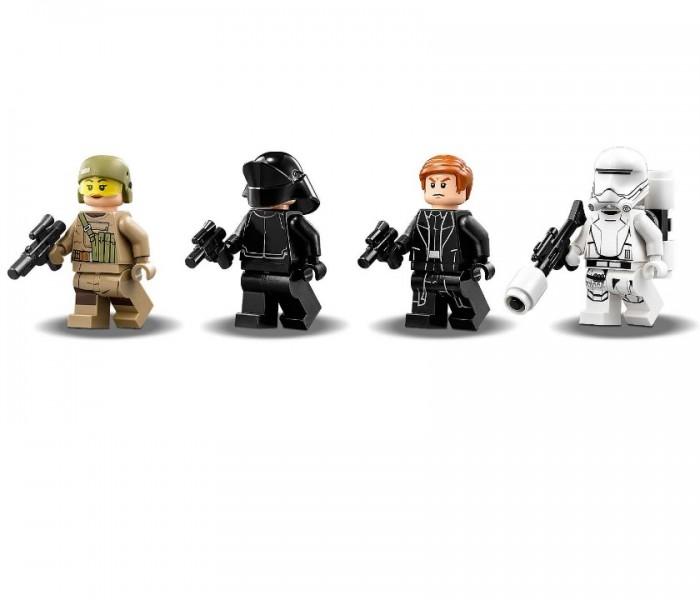 LEGO Star Wars Тяжелый разведывательний шагоход Первого ордена (75177)