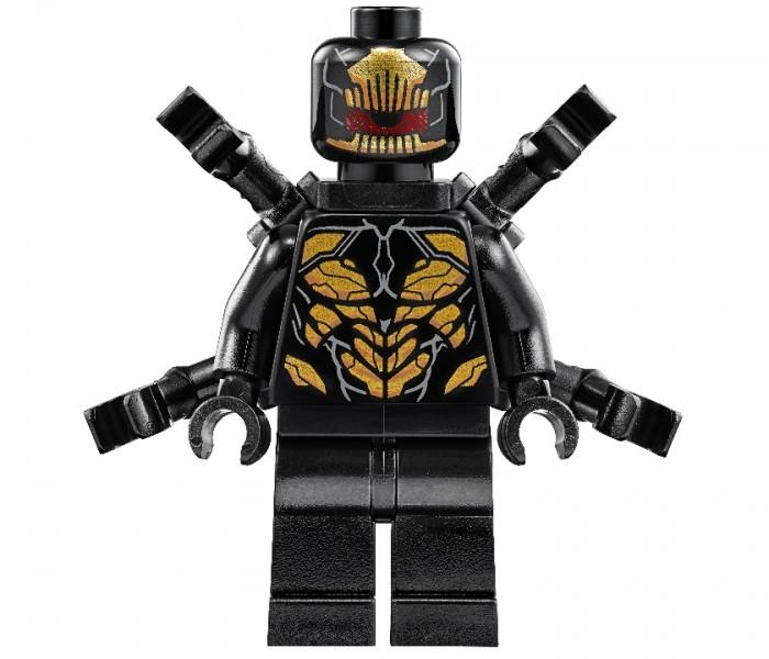 LEGO Super Heroes Атака Всадников на корабле (76101)