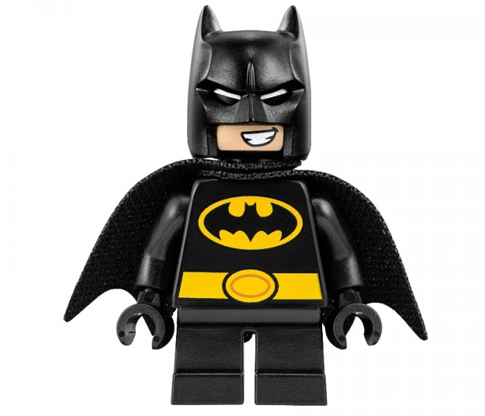LEGO Super Heroes Mighty Micros:  Бэтмен против Харли Квинн (76092)