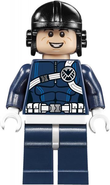 LEGO Super Heroes Воздушная атака Карнажа (76036)