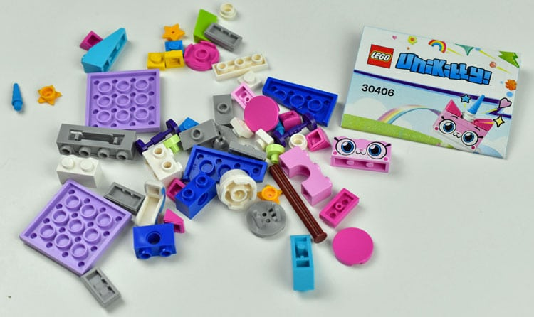 LEGO Unikitty Кабинка для американских горок (30406)