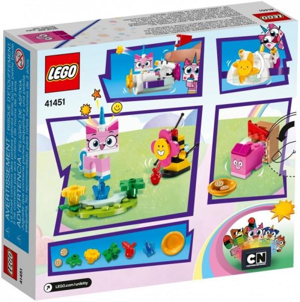 LEGO Unikitty Машина-облако Юникитти (41451)