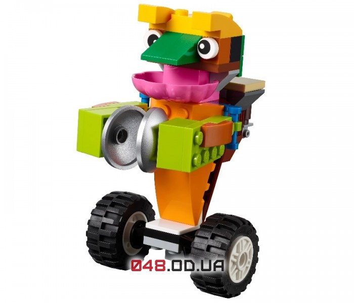 LEGO What Will You Build? Миссия на Марс (10405)