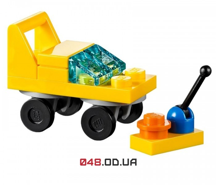 LEGO What Will You Build? Веселая радуга (10401)