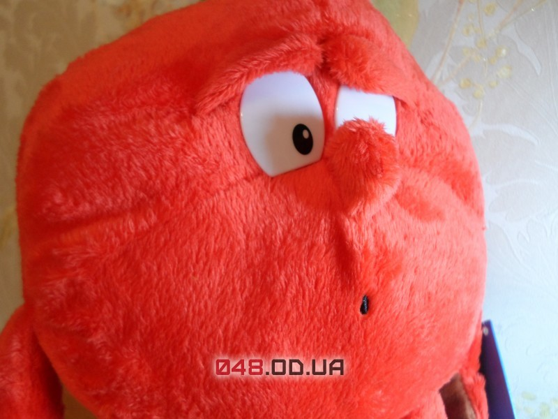 Toby Tomato, овощ Помидор мягкая игрушка Goodness Gang (коллекция 2)