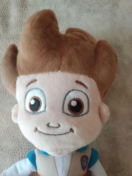 Мягкая игрушка мальчик Зик Райдер, 28 см
