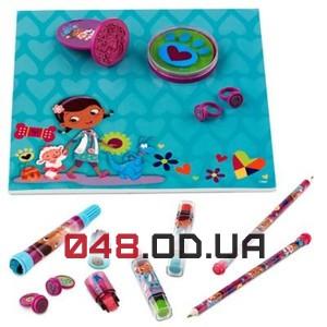 Набор для творчества Доктор Плюшева Disney Stamp Set