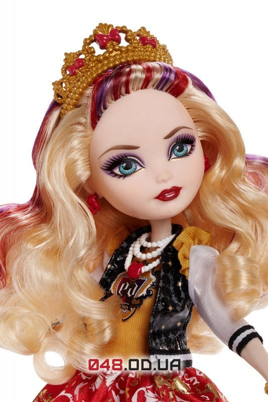 Набор кукол Ever After High Эппл Уайт и Рэйвен Квин из серии Школьный