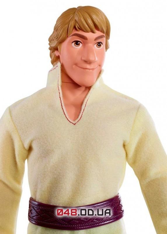 Набор кукол Mattel Анна и Кристоф (Frozen, Холодное сердце) BDK35