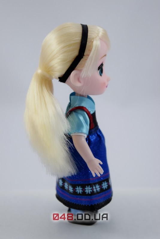 Игровой набор в чемоданчике Дисней мини аниматор Эльза с набором игрушек