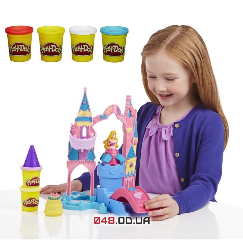 Набор пластилина Play-Doh Чудесный замок принцессы Авроры