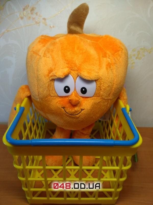 Paulie the Pumpkin, Паули тыква мягкая игрушка Goodness Gang (3 коллекция)