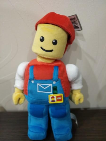 Плюшевый Лего-человечек Бадди (850834)