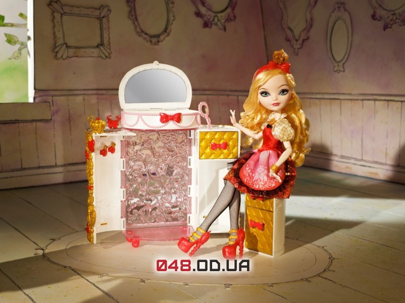 Комод-шкатулка для Эппл Вайт (Ever After High Apple White's Jewelry Box )