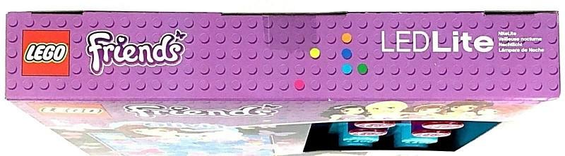 Светодиодный ночник LEGO Friends Оливия