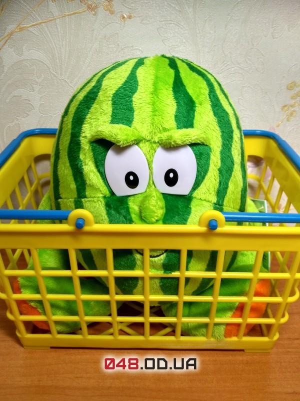 Wally the Watermelon, Валли арбуз мягкая игушка Goodness Gang (3 коллекция)