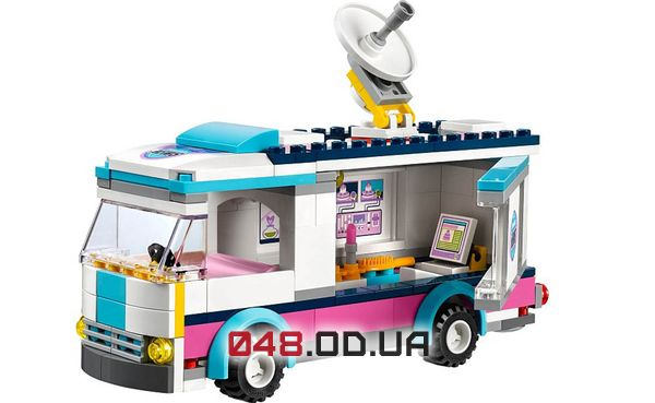 LEGO Friends Газетный фургон Хартлейк (41056)