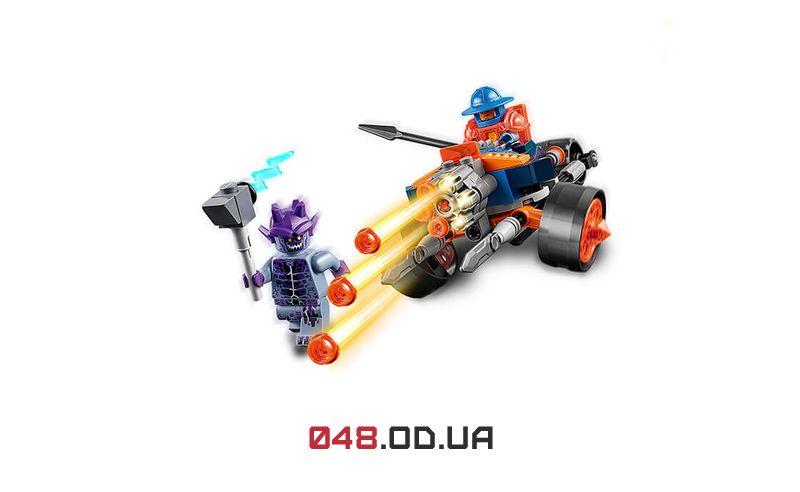 LEGO NEXO KNIGHTS Сторожевая королевская артиллерия (70347)