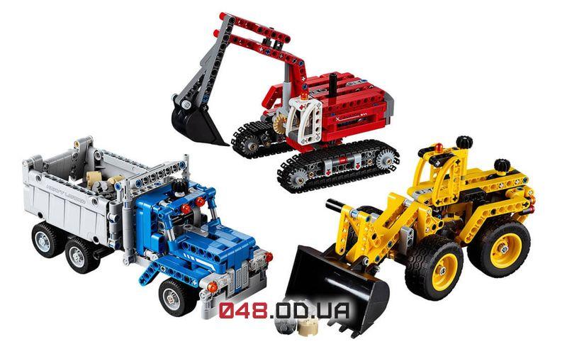 LEGO Technic Строительная команда (42023)